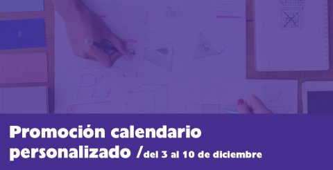 Calendario de pared 2019 personalizado