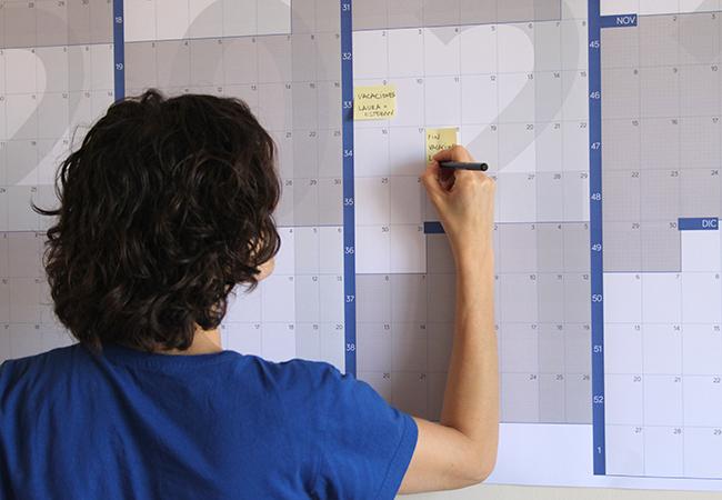 Calendario Gigante 2021 Calendario 2021 (A0)   Calendarista